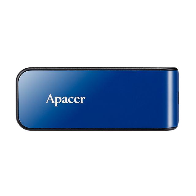 Apacer AH334 USB 2.0 Flash Drive 16GB/32GB/64GB Pink/Blue Pendrive Flash Drive