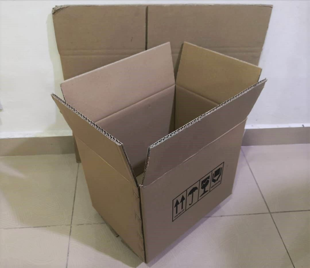 10pcs Printed Carton Boxes (L340 X W245 X H278mm)