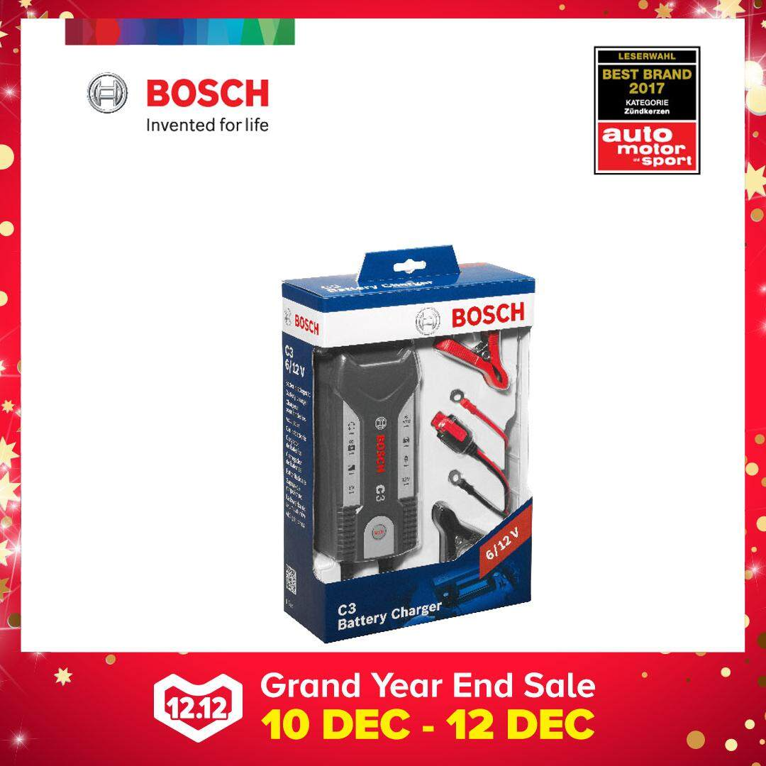 Bosch Battery Charger C3 - 018999903M