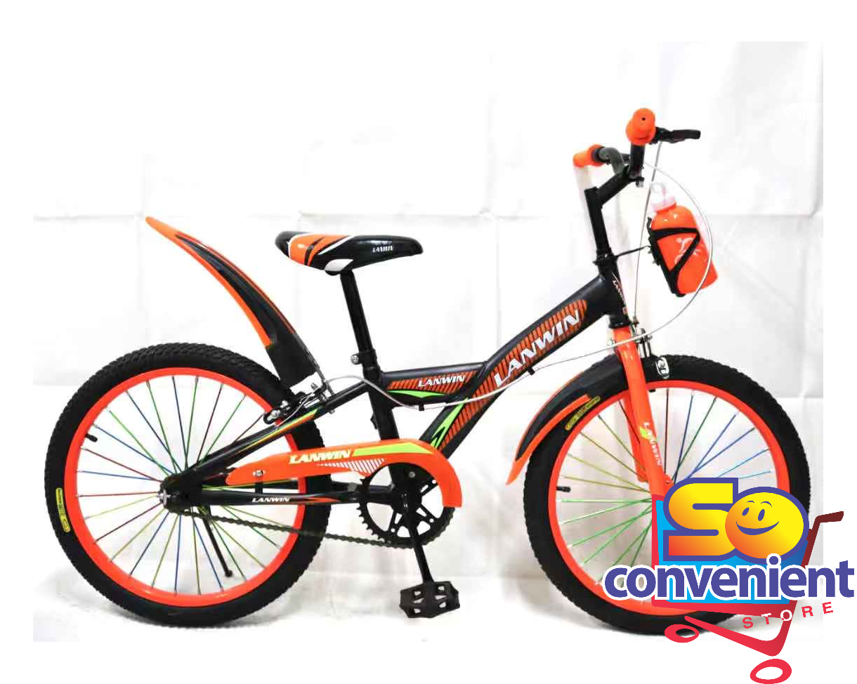 20  Bicycle 2069 with Alloy Rim