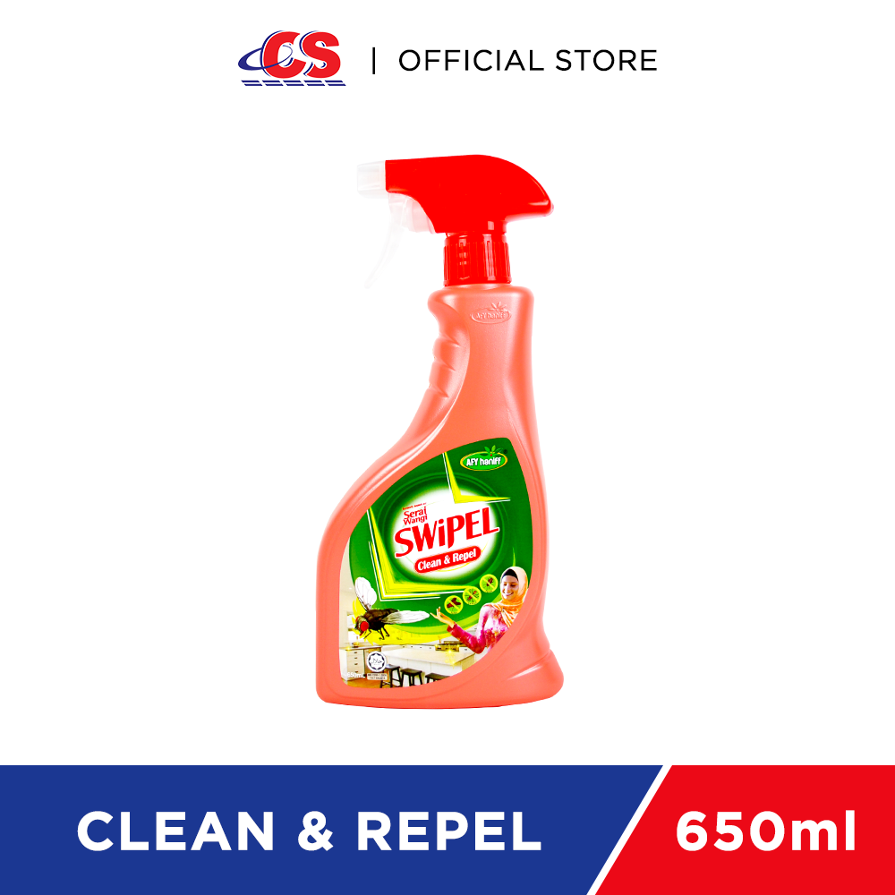 AFY Haniff Swipel Clean & Repel 650ml