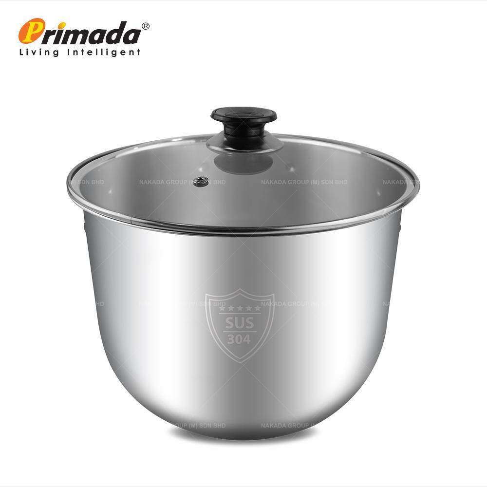 Primada 6 Litre Stainless Steel Inner Pot-6005A PC6005A