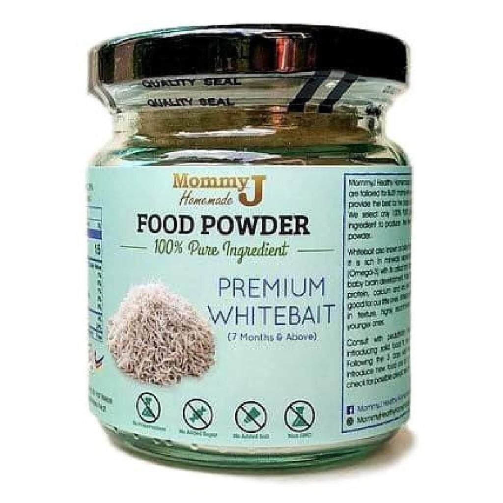 MommyJ Premium Whitebait Powder 100g