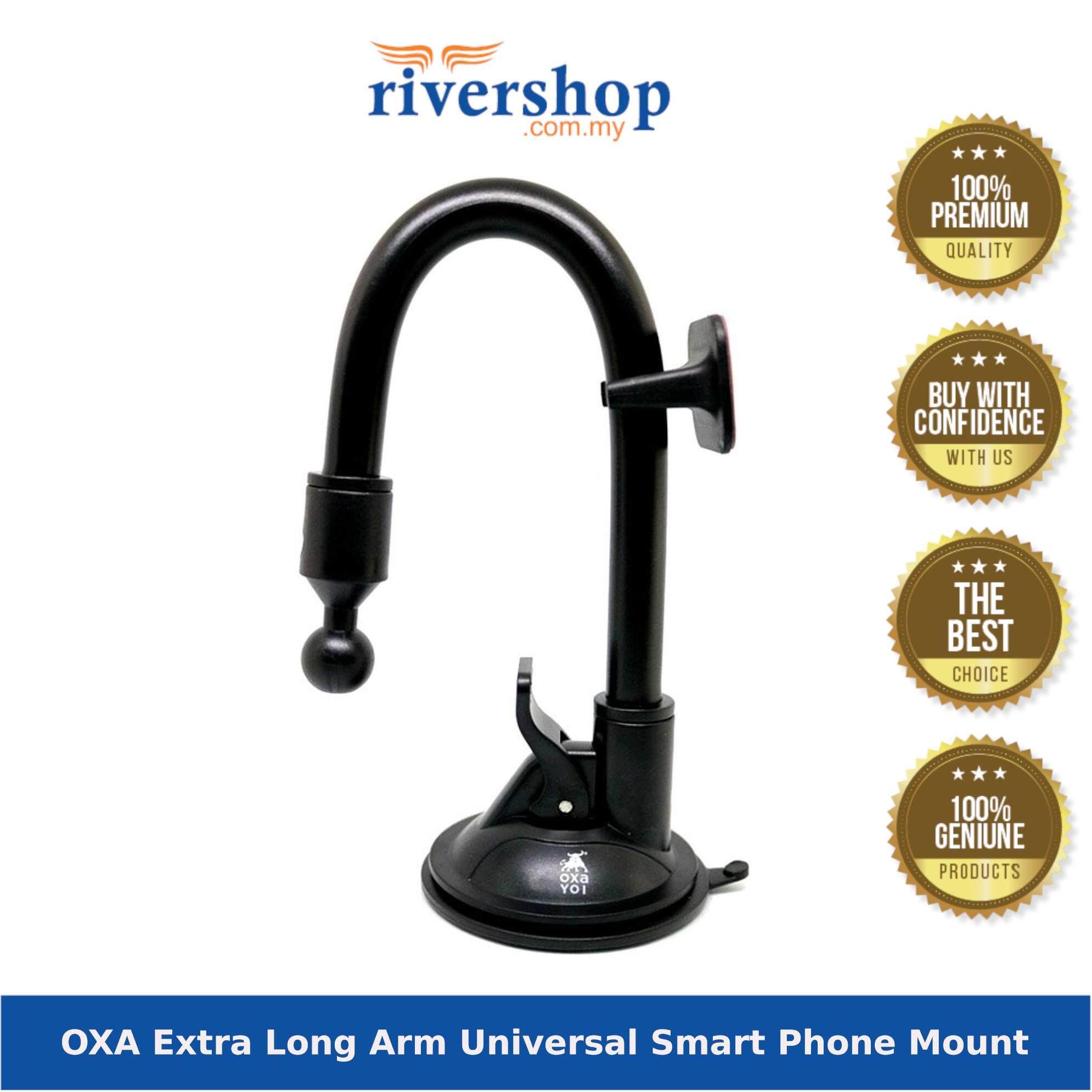 OXA Extra Long Arm Universal Smart Phone Mount