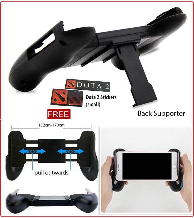 Mobile Gamepad Handle / Joystick / Trigger / Phone Stents (Android / IPhone)