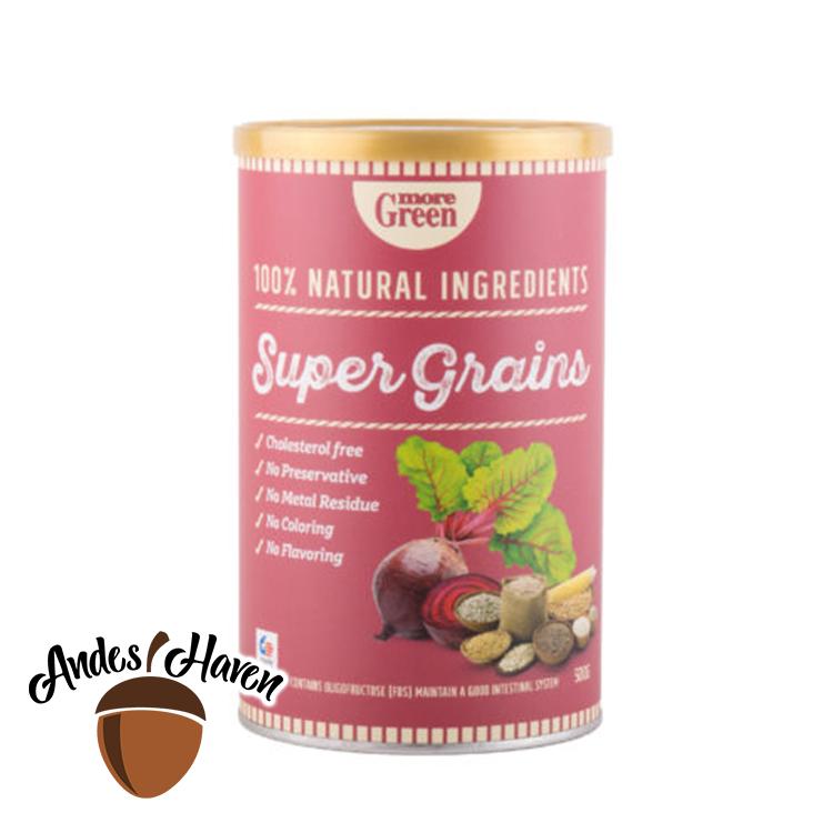 【More Green】Super Grains