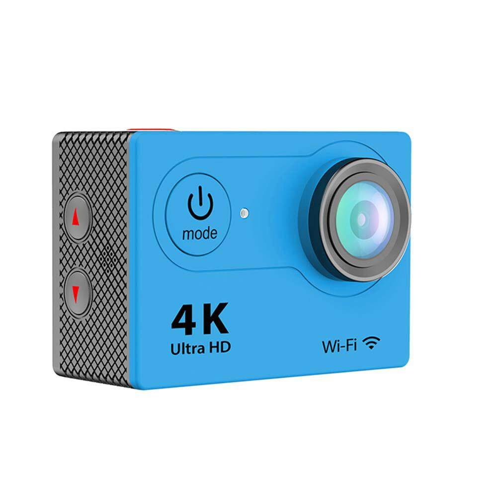Ready Stock 4K Ultra HD 30M Waterproof Sports WiFi Action Camera DV DVR 2.0