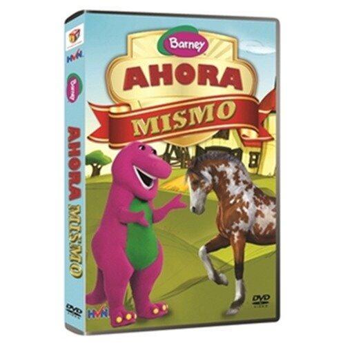 Barney Ahora Mismo - DVD