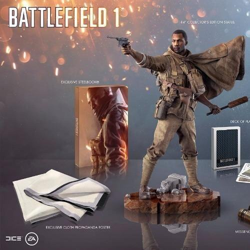 Battlefield 1 Exclusive Collector's Edition (Game not Included)