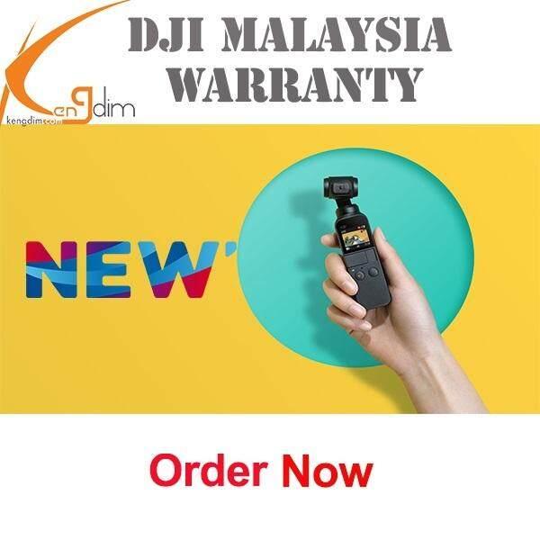 DJI Osmo Pocket Gimbal Pre-Order (DJI Malaysia Warranty)