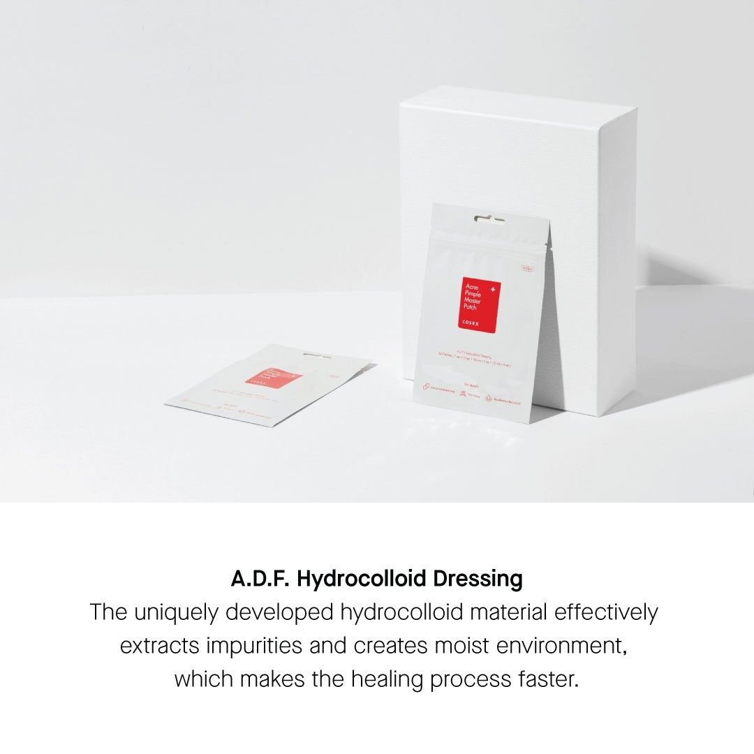Best Selling COSRX Acne Pimple Master Patch 24s Spot Healing Overnight Breakout Treatment Korean Skincare Beauty Local Warehouse Ready Stock Original 24 Patches