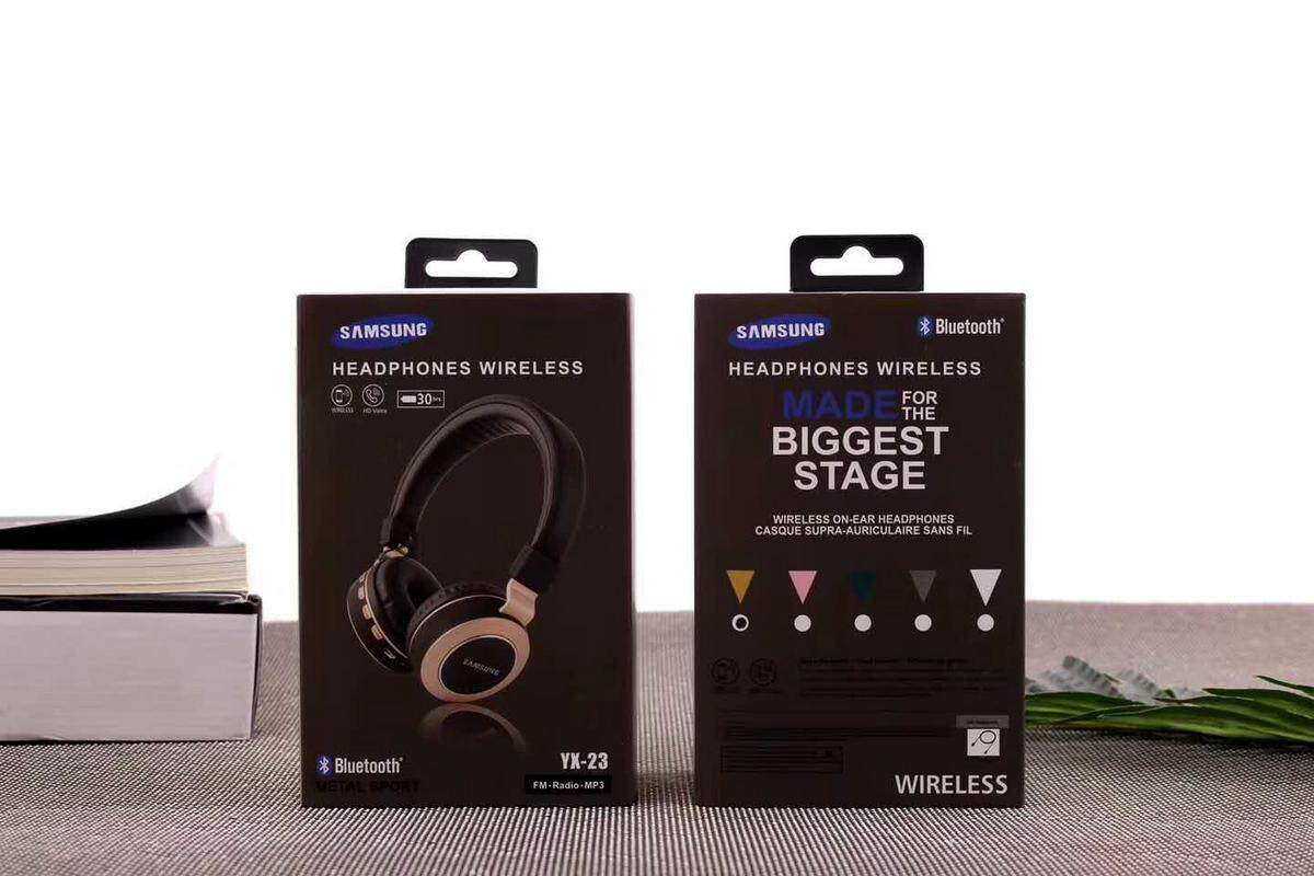 Samsung  Wireless HEADPHONES (YX23)