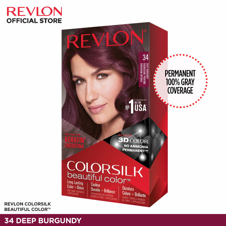 Revlon Colorsilk Hair Color  (Halal Permanent Dye)
