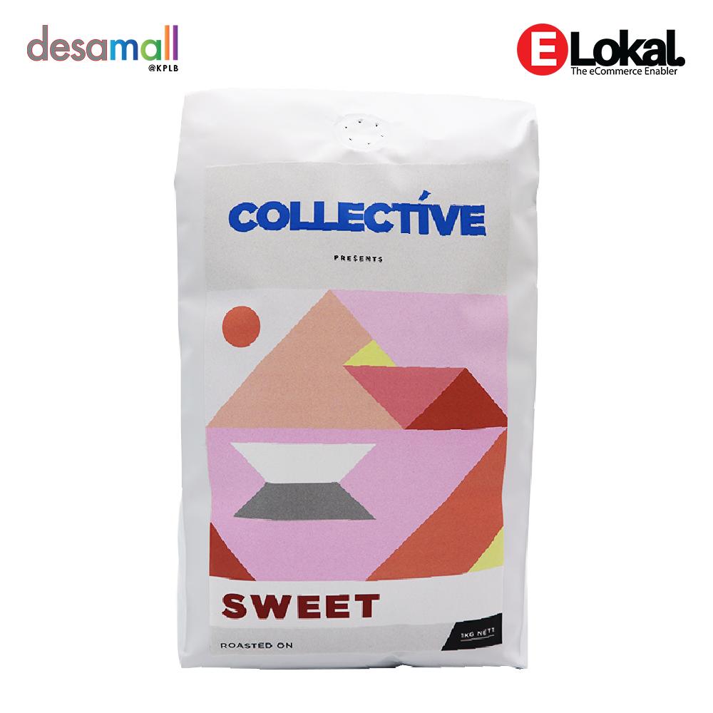 COFFEE COLLECTIVE Sweet Blend (1kg) - Jenis Kisaran : Tanpa Dikisar