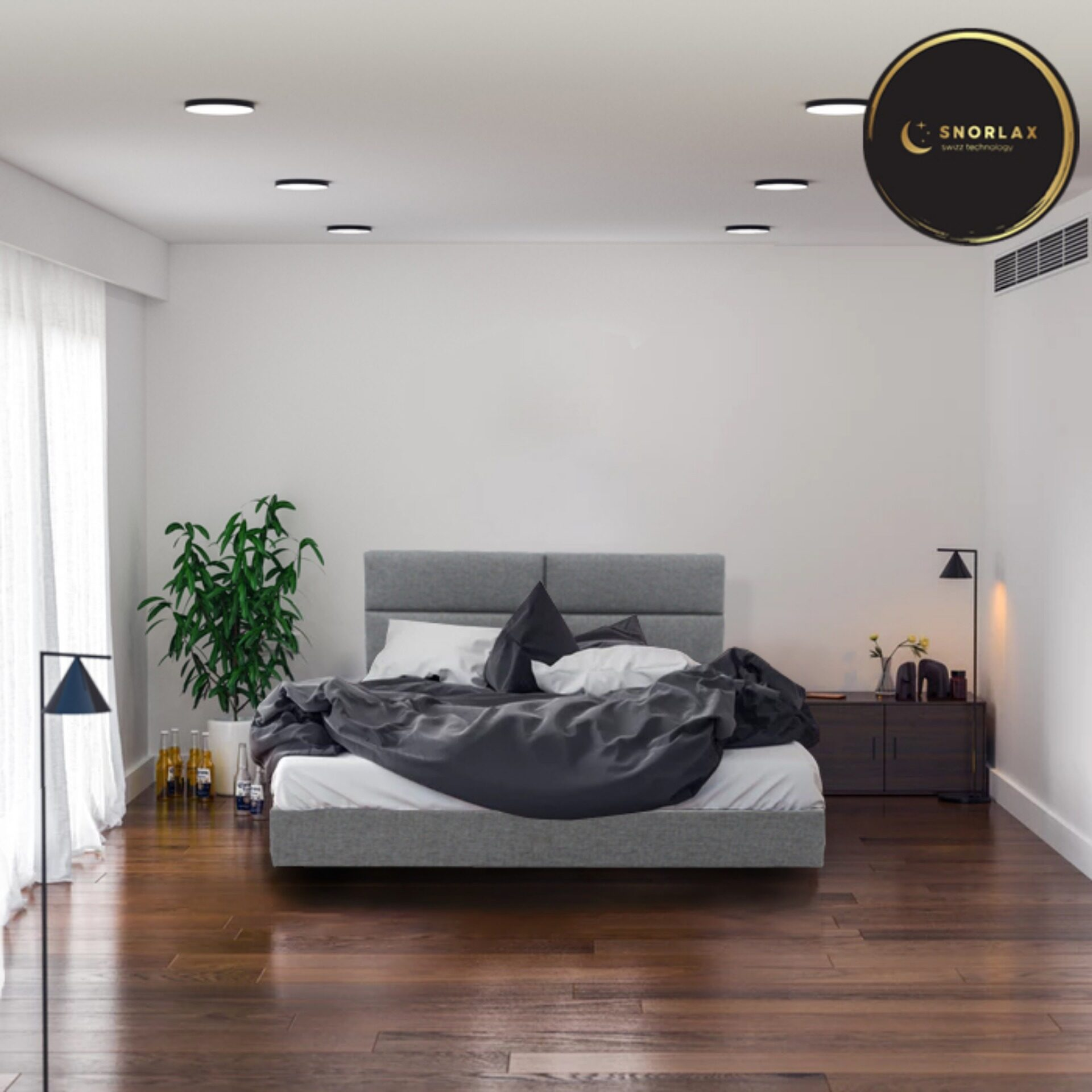 Snorlax Hemnes (Single) (Queen) (King) Size Bed Frame / Katil / Divan + Headboard (Mattress not included)
