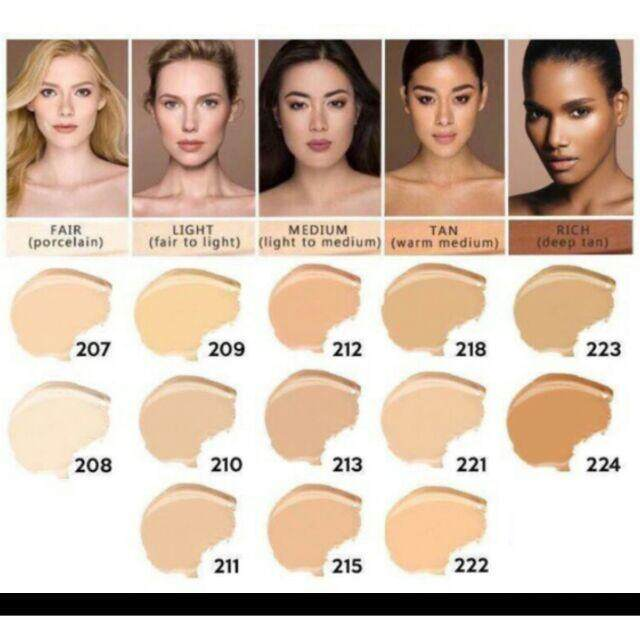 FREE GIFTFoundation viral for all type skin foundation