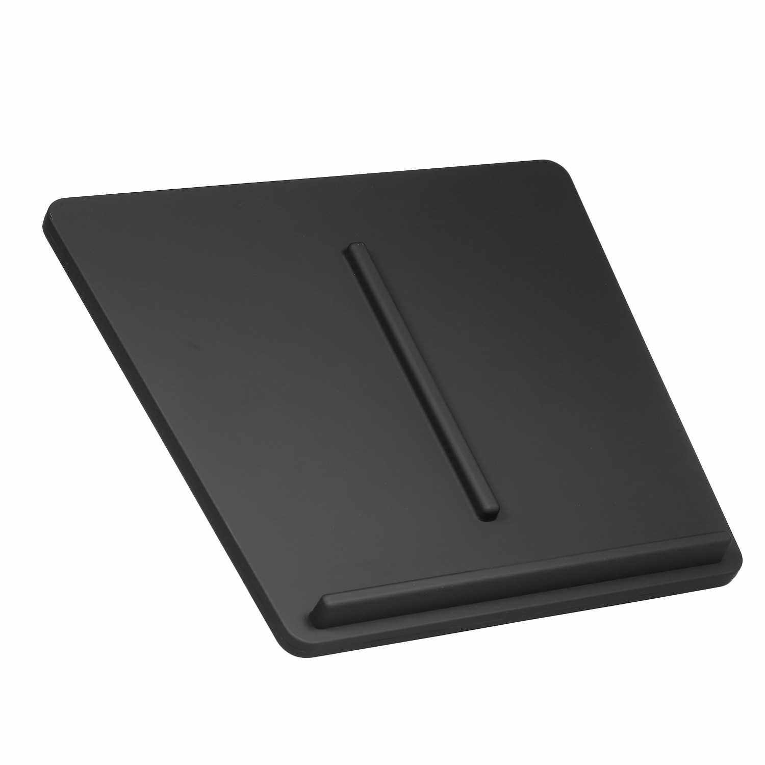 Wireless Charging Pad for Tesla Model 3 Car Accessories Customized Phone Charger Pad Panel Phone Holder Pad (Standard)