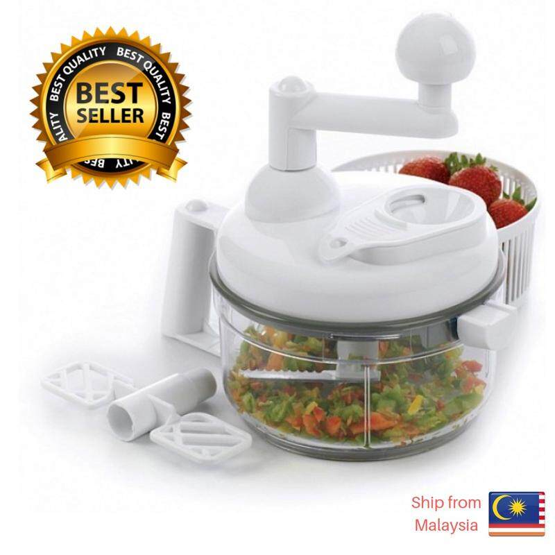 Swift Chopper Manual Multipurpose Food Processor (New Arrival) Special Promotional Price