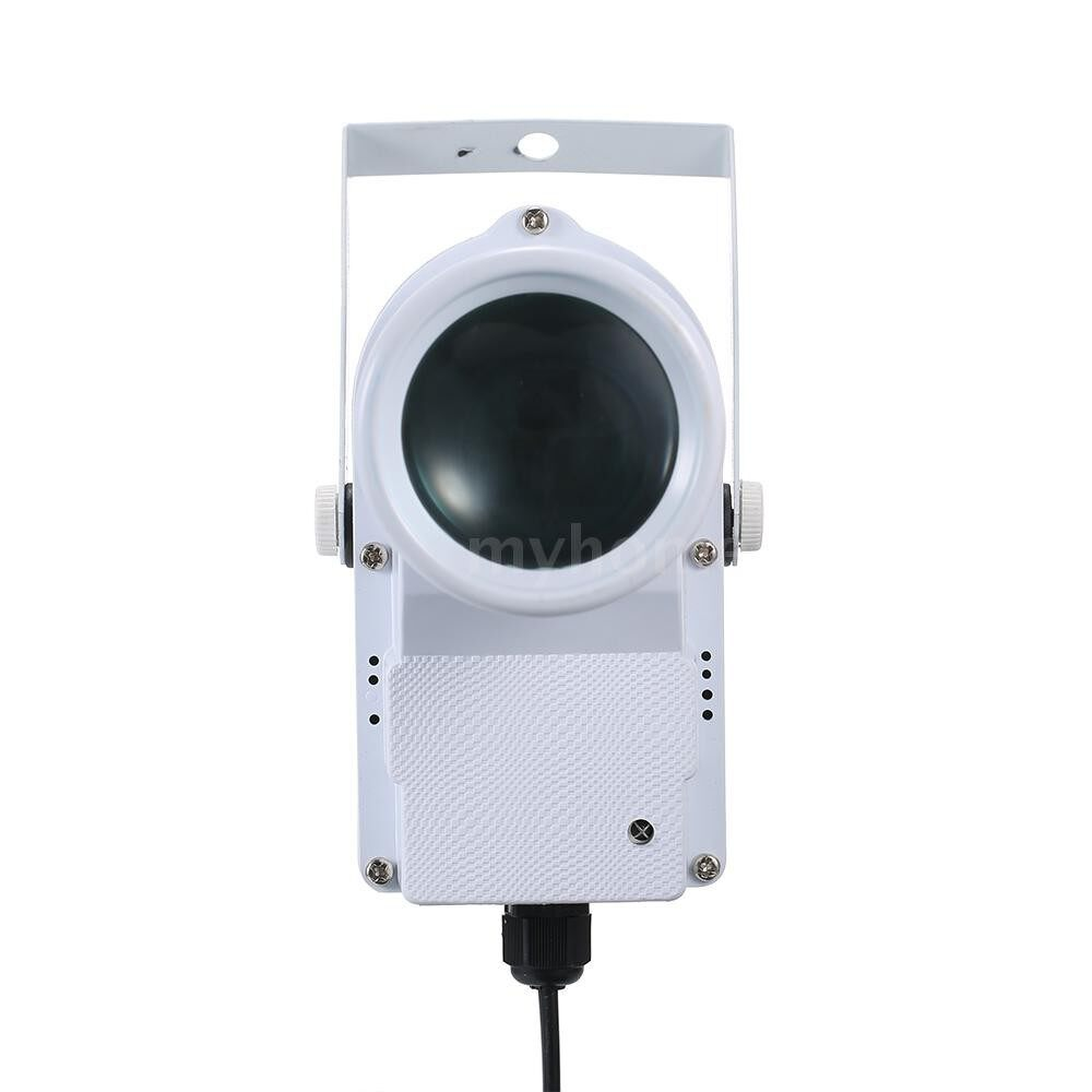 Lighting - AC95-240V 15W RGB LED MINI Spot Lamp Stage Light Lighting Fixture with Remote Control Controller - Home & Living