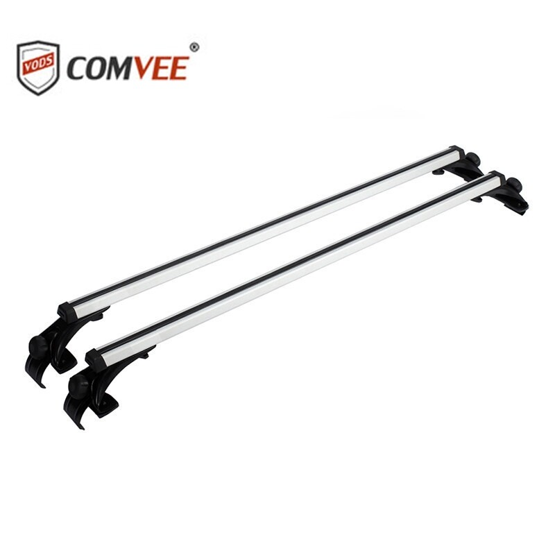 Automotive Tools & Equipment - Aluminium Alloy Car Roof Rack Cross for Auto SUV with Anti-theft Lock Load - Car Replacement Parts