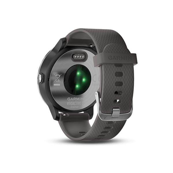 (NEW 2019) Garmin Vivoactive 3 Element GPS Smartwatch with Wrist-based Heart Rate Monitor