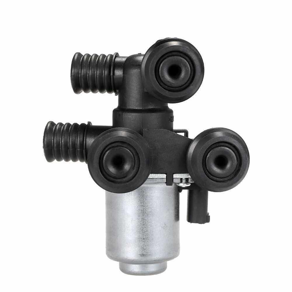 Best Selling Heater Control Valve Solenoid HAVC Water Heater Climate Control Valve Replacement for BMW E39 E46 3 5 Series E83 X3 64118369805 (Standard)