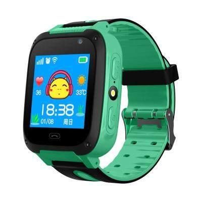 Children Kids Smart Watch Anti-Lost SOS Tracker Smartwatch