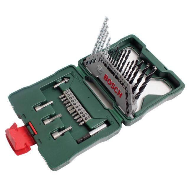 Bosch SPEICAL 33-Piece X-Line Drill and Screwdriver Bit Set -ORINGINAL
