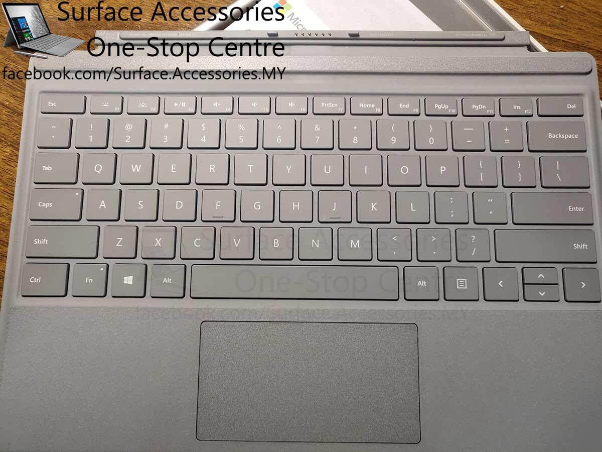 [MALAYSIA]Microsoft Surface Pro 6 Surface Pro 5 Surface Pro 4 Surface Go TypeCover Skin Keyboard Skin Keyboard Protector Palm Rest Protector