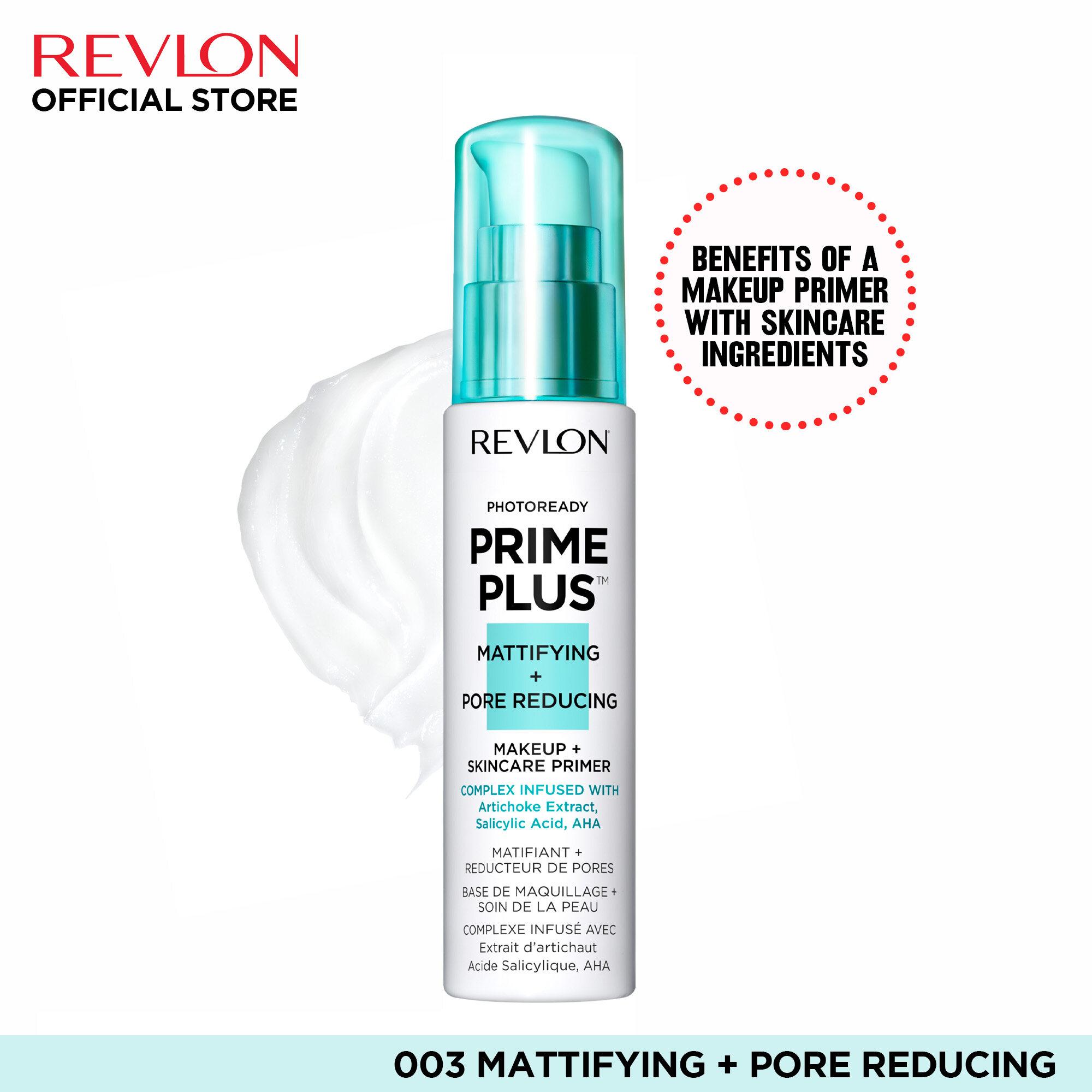 Revlon PhotoReady Prime Plus Makeup and SkinCare Primers -003 Mattifying and Pore Reducing