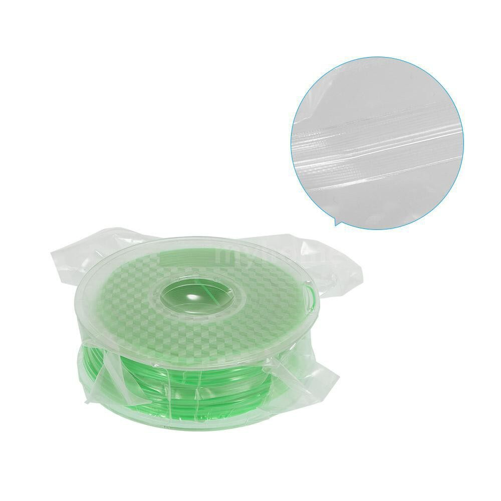 Printers & Projectors - 1.75mm PETG Filament Light Penetration 3D Printer Filament 1kg/2.2lbs Spool Dimensional Accuracy - WHITE / TRANSPARENT / BLACK / ORANGE / GREEN
