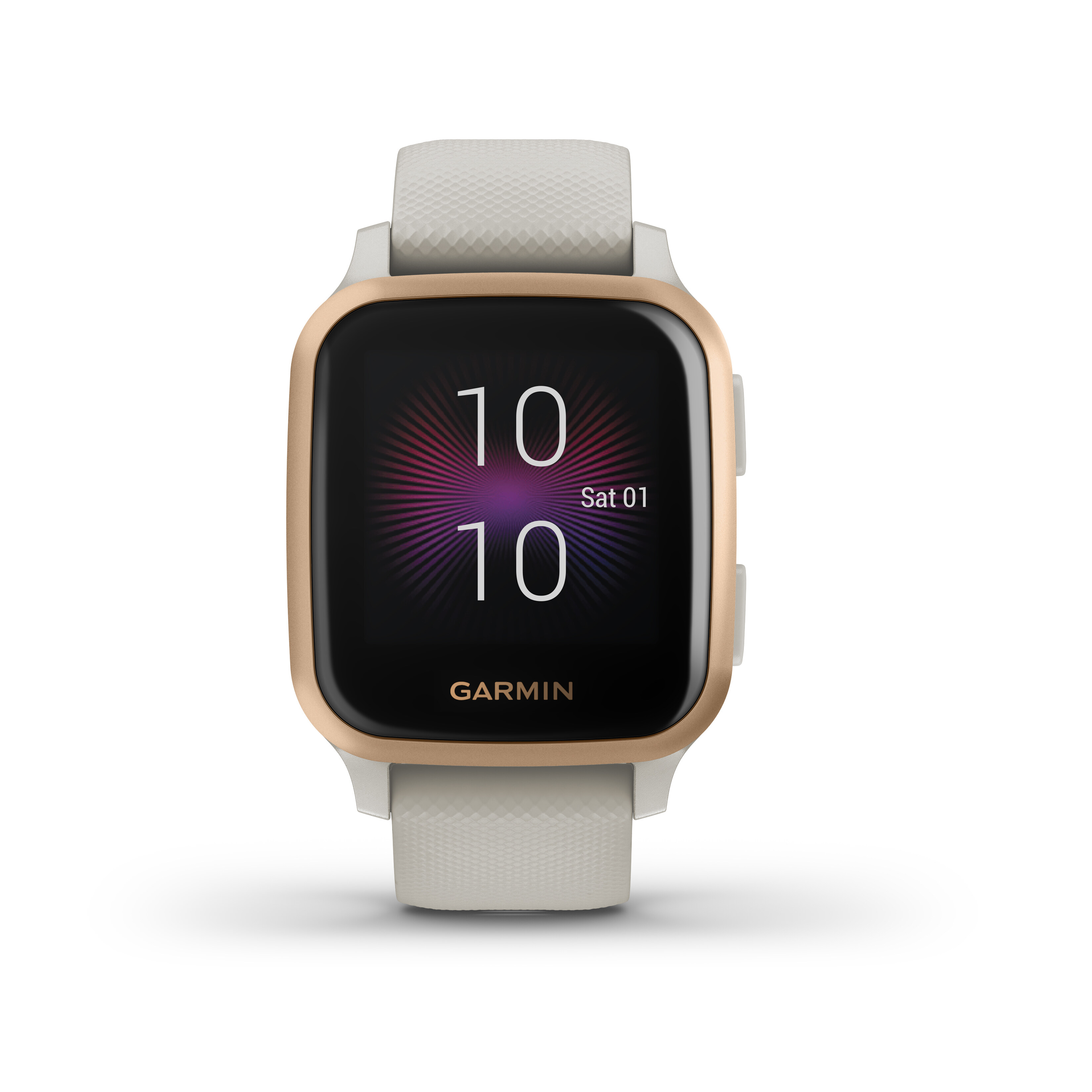 (New 2020) Garmin Venu SQ / Venu SQ Music  (Shadow Gray/Slate  White/Light Gold  Lavender/Purple)(Black/Slate  Light Sand/Rose Gold Navy/Light Gold  Moss/Slate) Smart Watch 2 YEARS WARRANTY