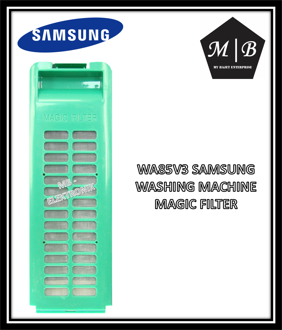 {1 PCS} SAMSUNG/SINGER WASHING MACHINE MAGIC FILTER WA85V3 WT5375 WA85N2 WA10F5S3 WA70H4000SG WA95V3
