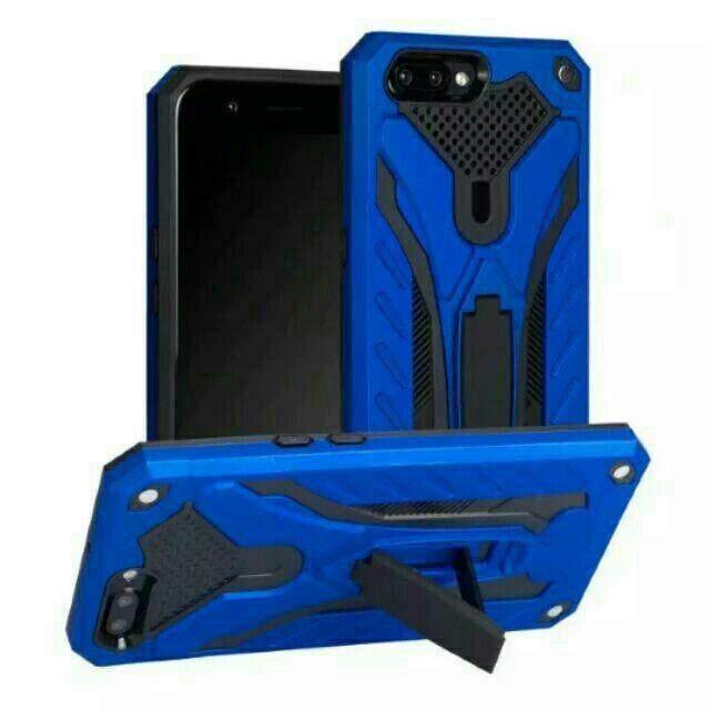 Ready Stock ~ Vivo V11 Motomo iring Hard CoverBlue