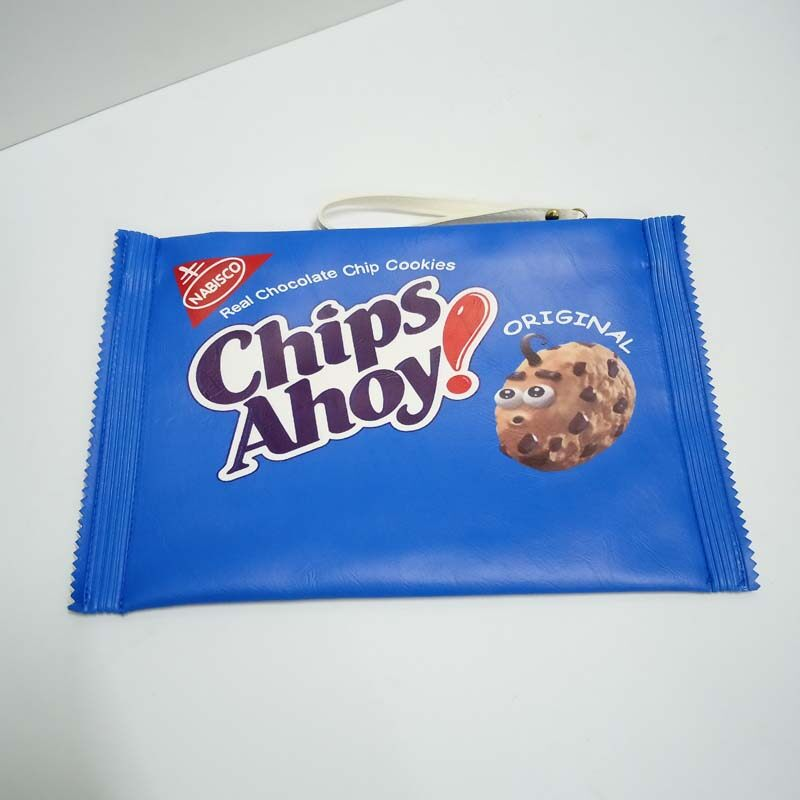 NABISCO Chips Ahoy! Rubber Foam Design Bag