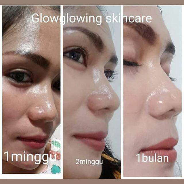 Night Glow Beauty Cream 5g - Dara Anggun Glow Glowing Beauty Skin