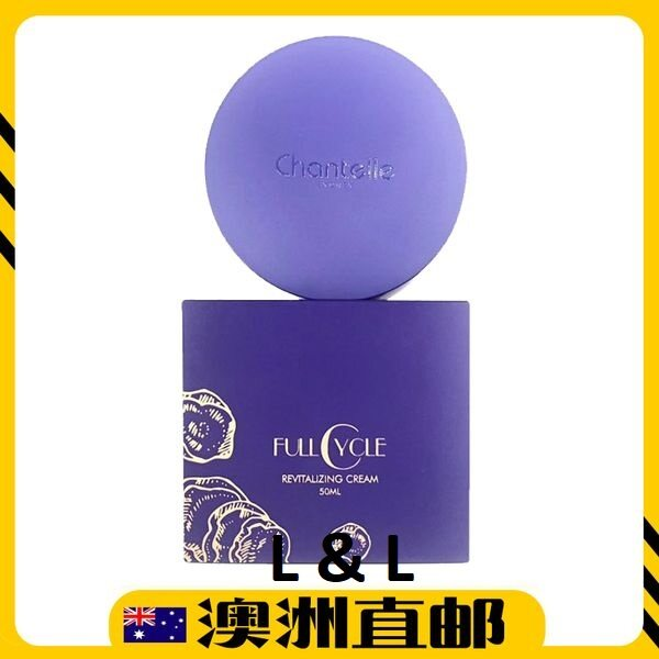 [Pre Order] Chantelle Sydney Full Cycle Revitalizing Face Cream ( 50ml )(Made In Australia)