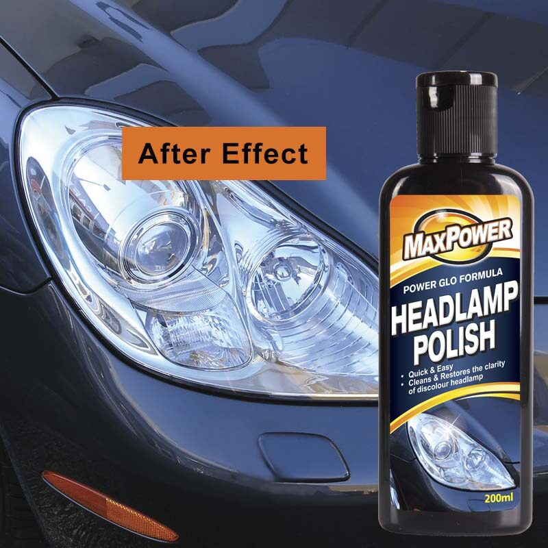 MAXPOWER Headlamp Polish 200ml