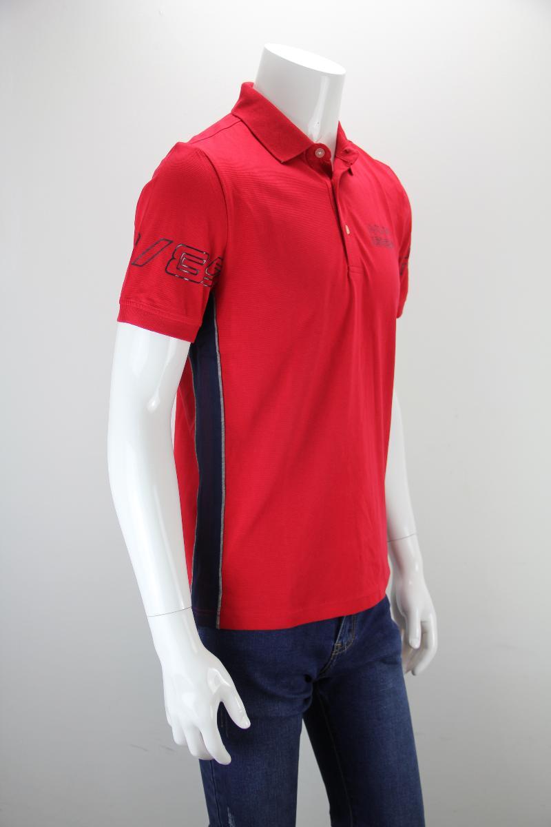 GOGGLES Men's Short Sleeve Polo Tee 150075