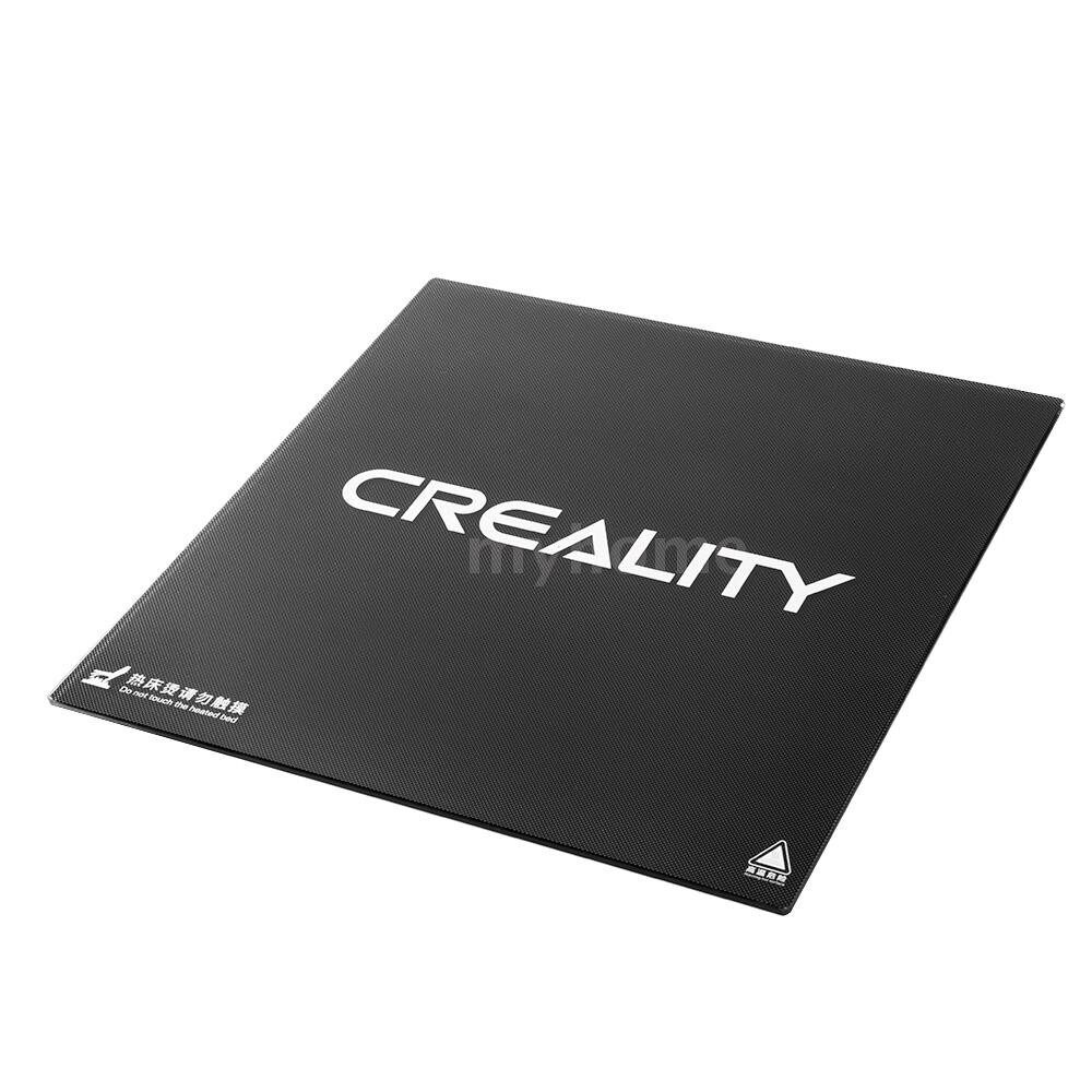 Printers & Projectors - Creality 3D CR-10 ULTRAbase Glass Plate Self-adhesive Build Surface 310310mm for CR-10/CR-10S 3D - BLACK
