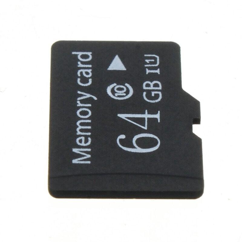 Gadgets - 64GB Class 10 High Speed Data Storage Card for Samsung Xiaomi - Cool