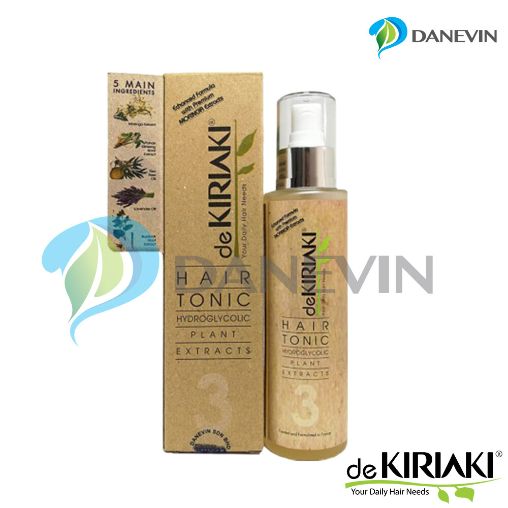 DeKiriaki Hair Tonic [120ml]