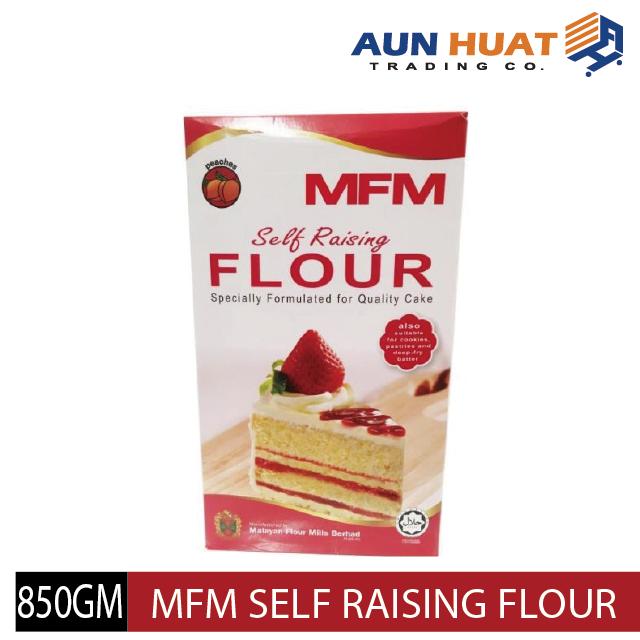MFM SELF RAISING FLOUR 850GM