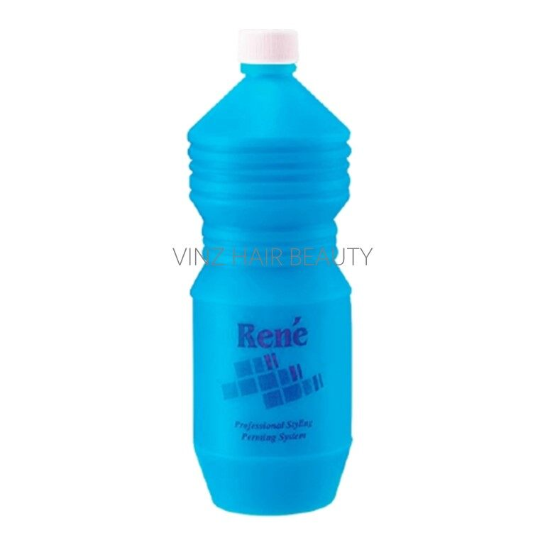 Rene Permanent Cold Wave Lotion (Blue) 900ml