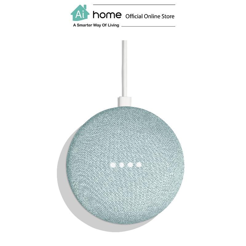 GOOGLE Home Mini [ Smart Speaker ] Google Assistant with 1 Year Malaysia Warranty [ Ai Home ] GHMA