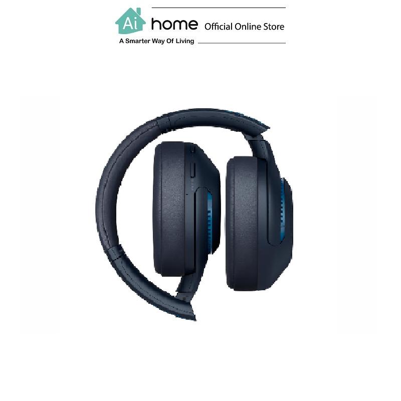 SONY XB900N Wireless NC [ Bluetooth Headphone ] with 1 Year Malaysia Warranty [ Ai Home ] SXBBL
