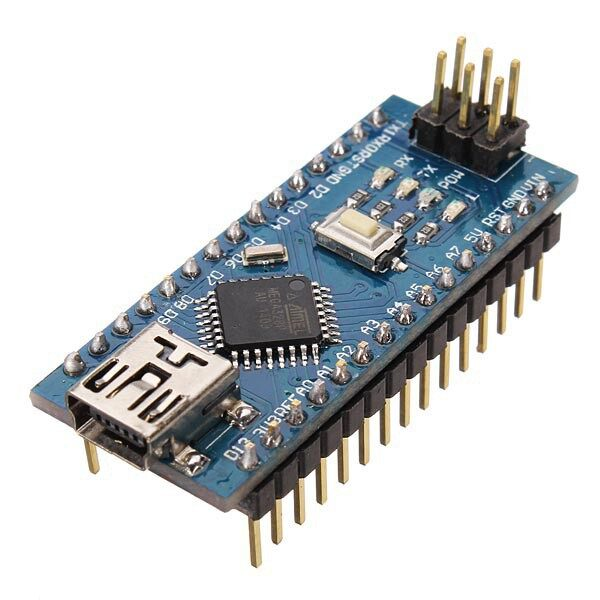 Mobile Cable & Chargers - Geekcreit ATmega328P Arduino Compatible Nano V3 Improved Version With USB C