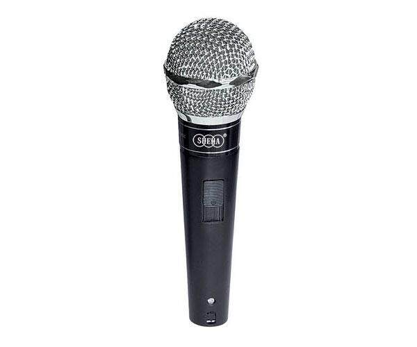 DYNAMIC LEGENDARVOCAL MICROPHONE SM-938 BLACK