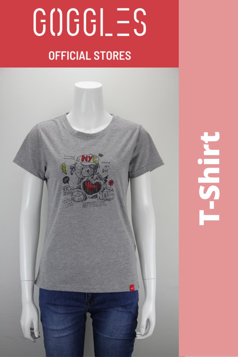 GOGGLES Short Sleeve T-Shirts 022852