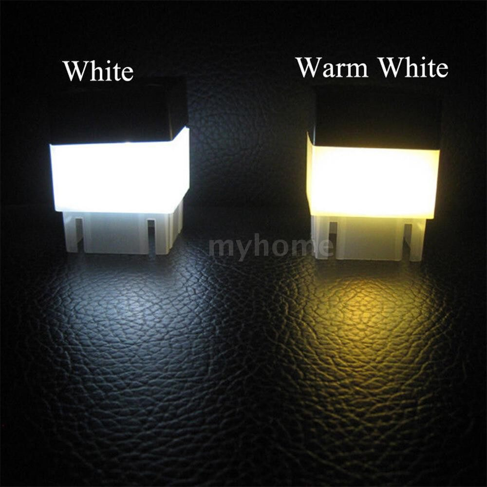 Outdoor Lighting - Outdoor Solar Powered Light Fence Yard Post Pool LED Square Light Courtyard Landscape Garden